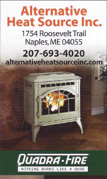 Alternative Heat Source Inc., Naples, ME