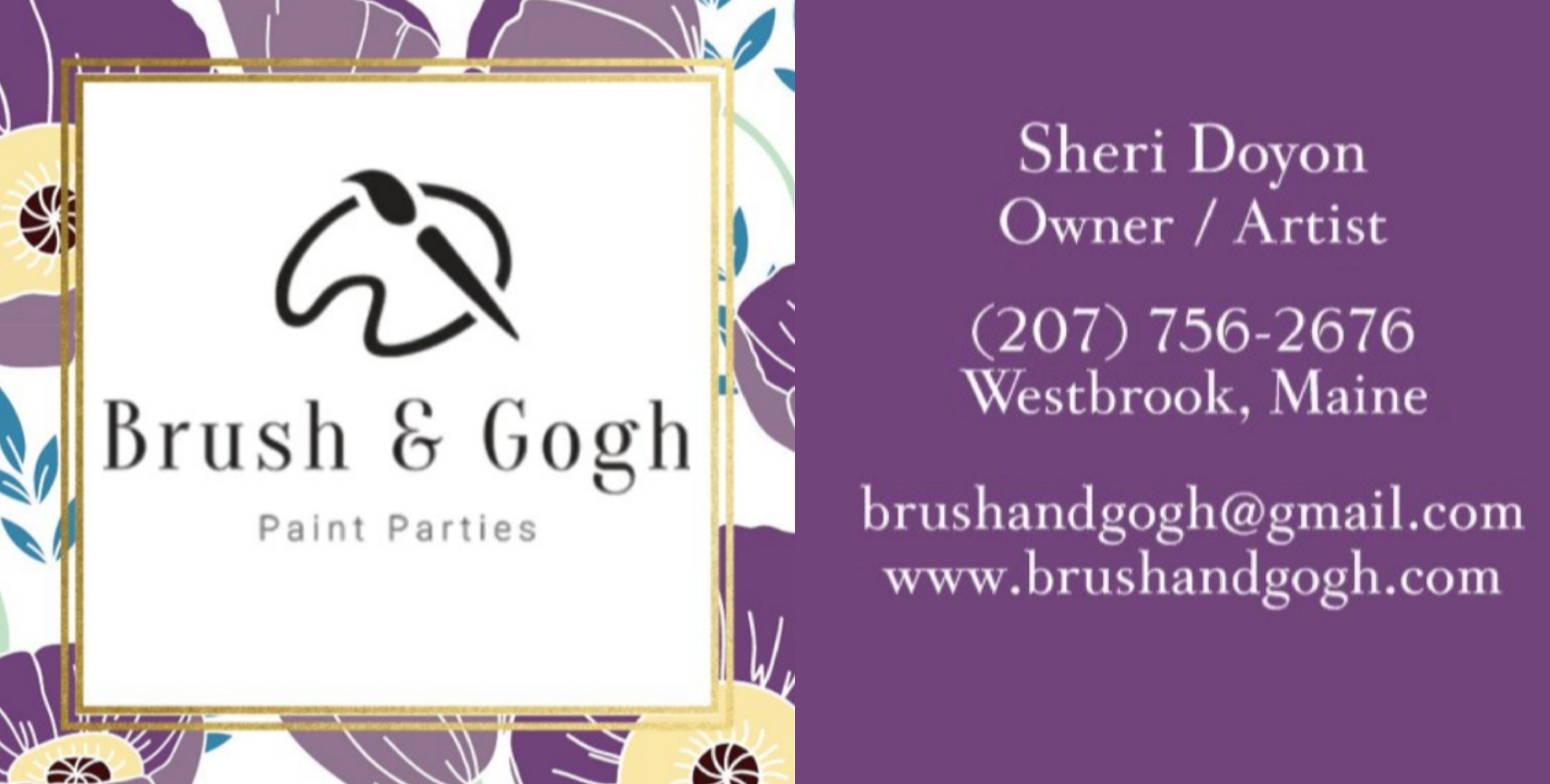 Brush & Gogh